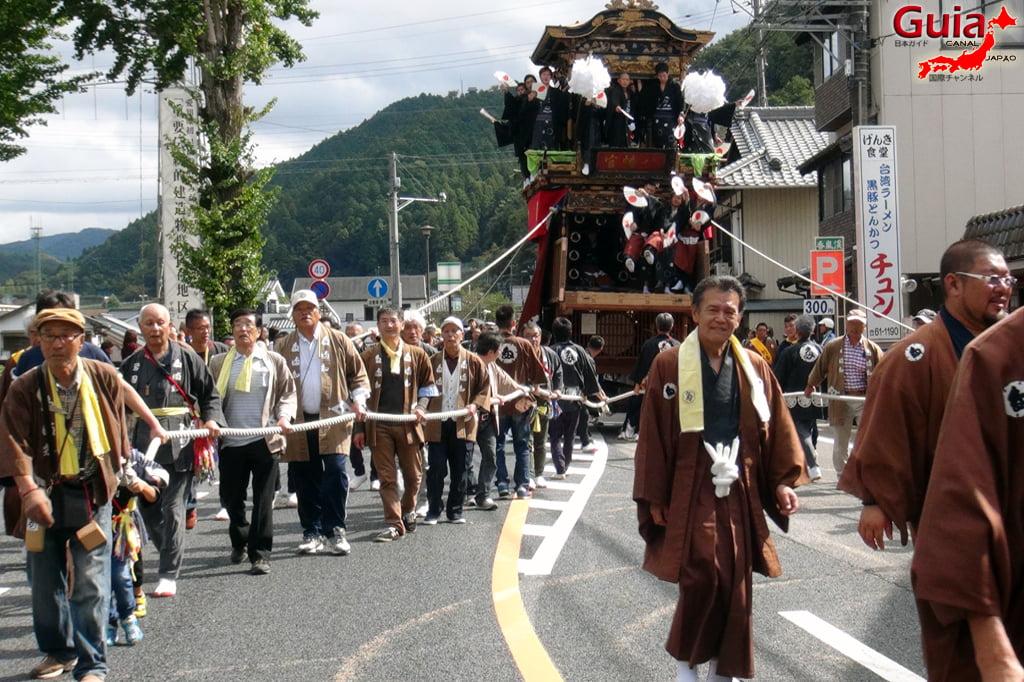 Фестиваль Asuke Aki - Осенний фестиваль Toyota 29