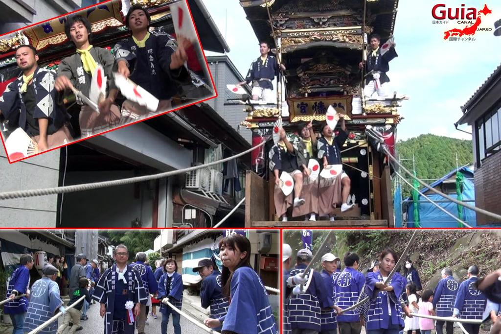 Asuke Aki Festival - Toyota 3 Autumn Festival