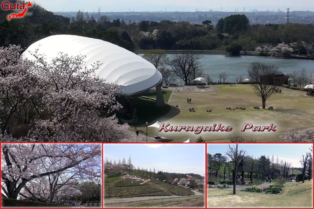 Toyota Kuragaike Park & Zoológico 1