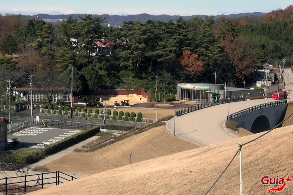 Toyota Kuragaike Park & Zoológico 7