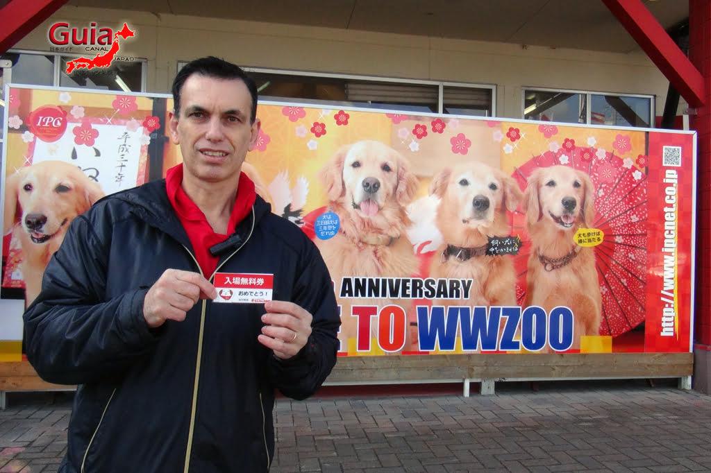Wanwan Doubutsuen – Zoológico de Cães Okazaki 5
