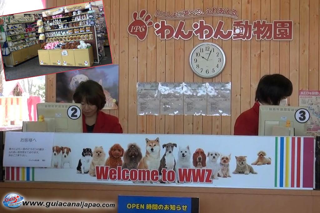 Wanwan Doubutsuen - Okazaki 7 Dog Zoo