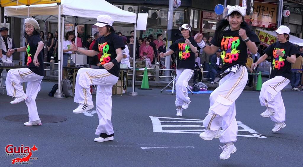 Eejanaika DanceZanmai Festival 2020 え え じ ゃ な い か ダ ン ス ざ ん ま い 」(16 Canceled) XNUMX