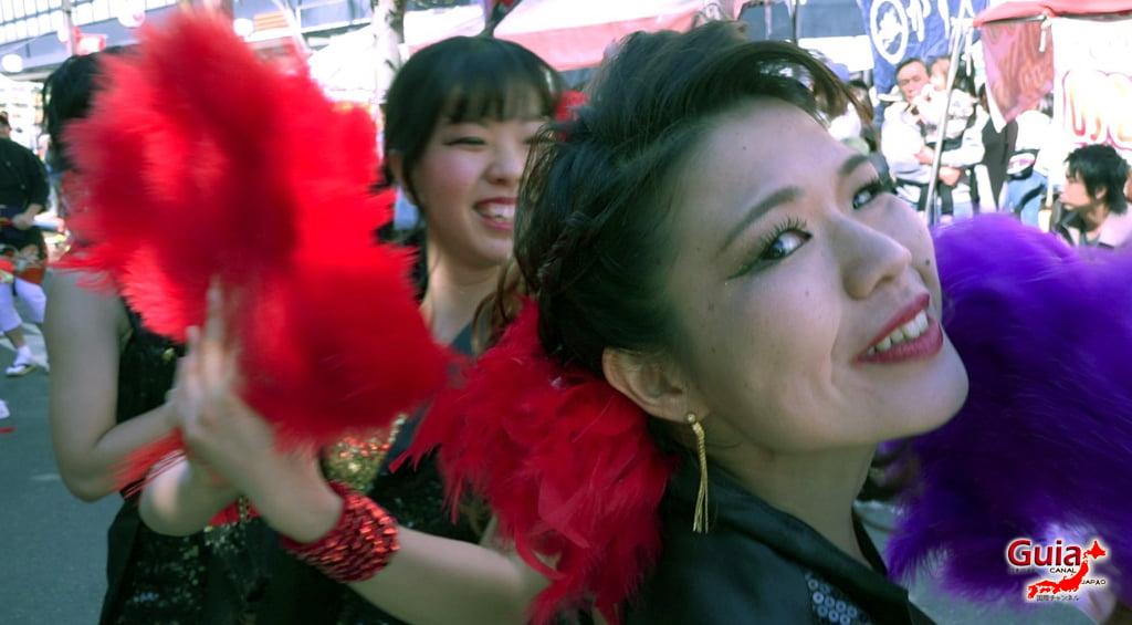 Eejanaika DanceZanmai Festival 2020 え え じ ゃ な い か ダ ン ス ざ ん ま い 」(107 Canceled) XNUMX