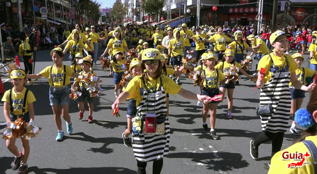 Eejanaika DanceZanmai Festival 2020 え え じ ゃ な い か ダ ン ス ざ ん ま い 」(134 Canceled) XNUMX
