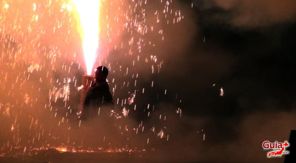 शरदोत्सव - Ooshimizu तीर्थ हात फायरिंग १