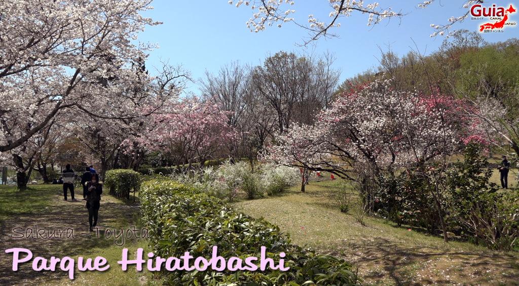 Sakura Hiratobashi Park - Toyota 「平 戸 橋 公園」 1
