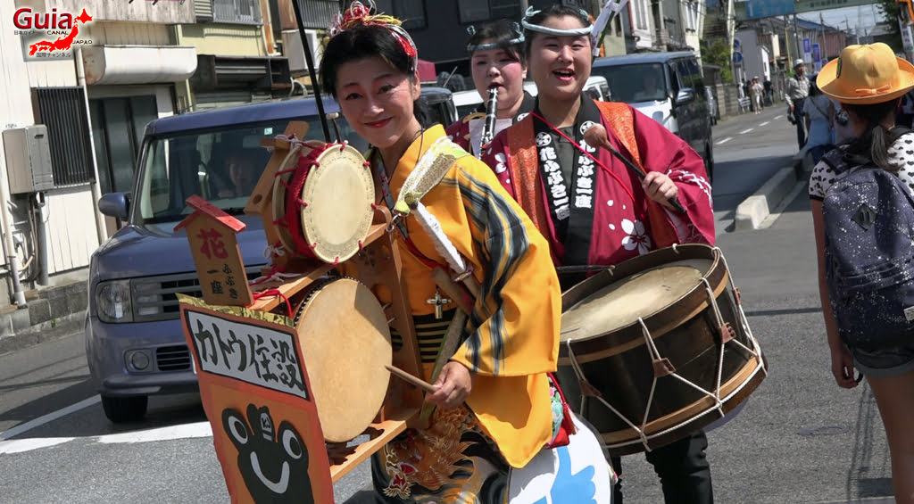 Festival de Hagiwara Chindon 5