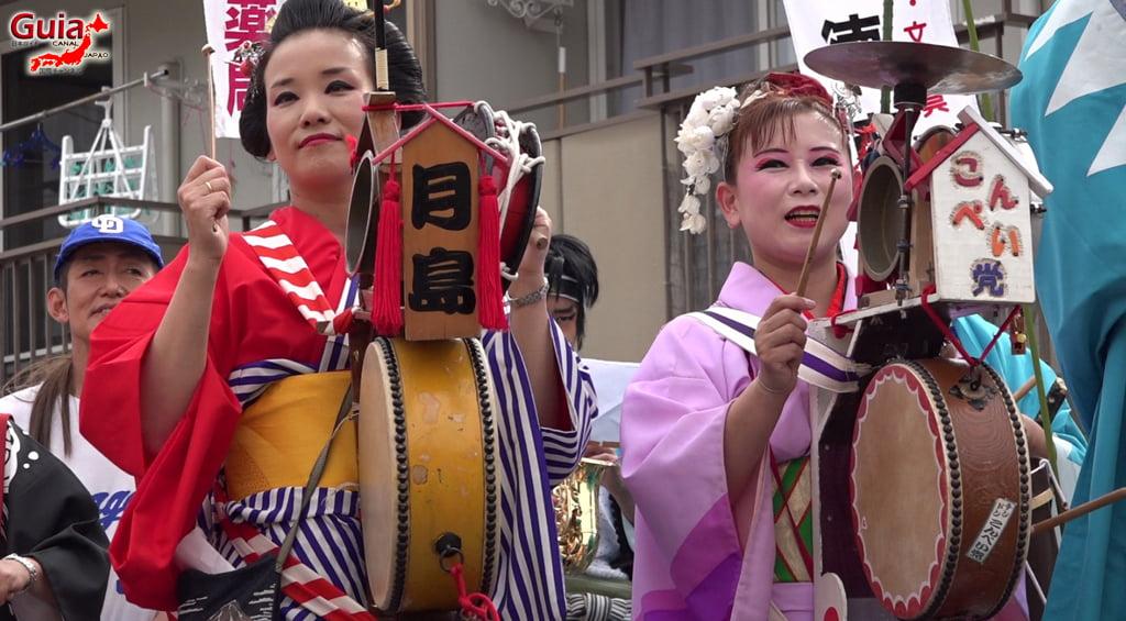 Festival de Hagiwara Chindon 13