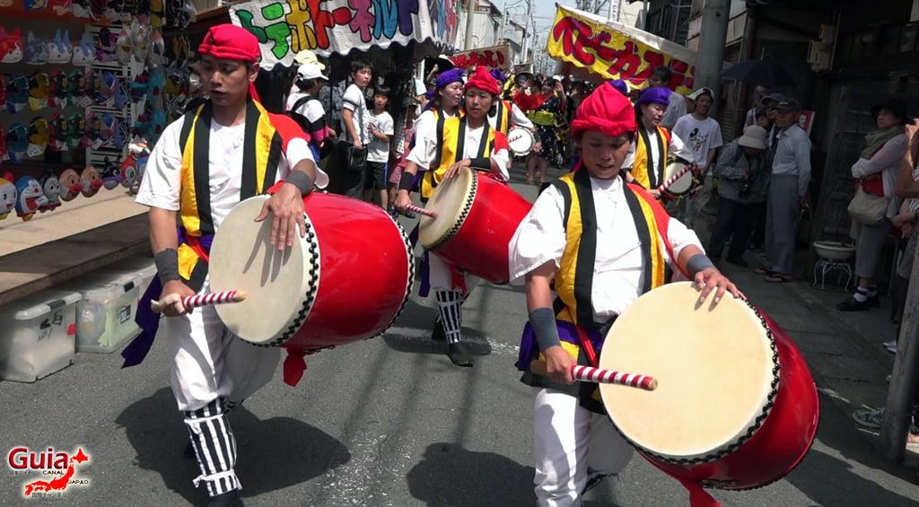 Festival de Hagiwara Chindon 19