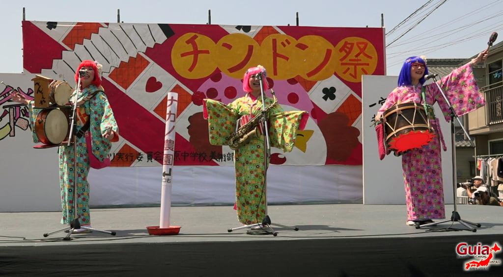 Festival de Hagiwara Chindon 32