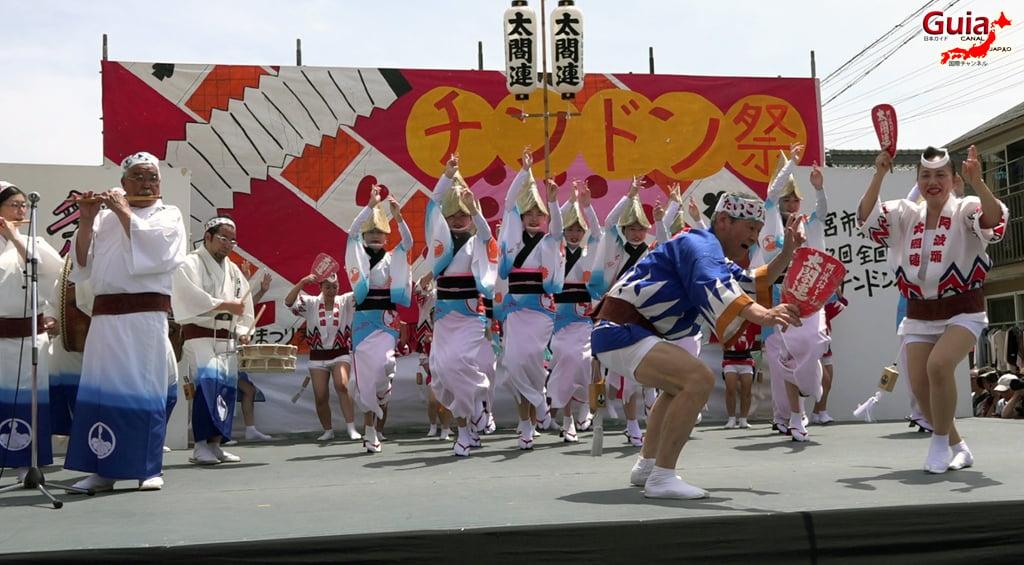 Festival de Hagiwara Chindon 37