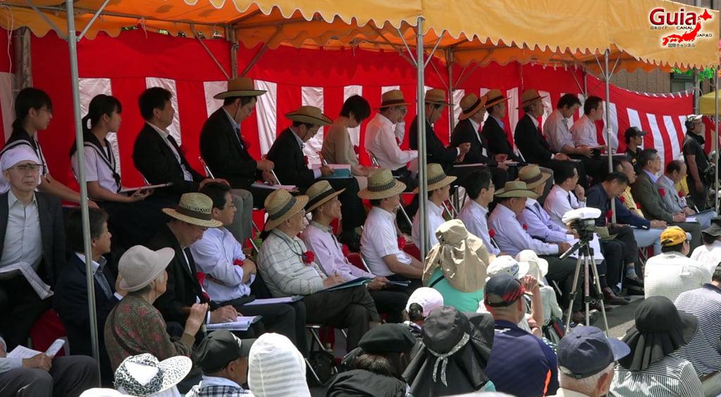 Festival de Hagiwara Chindon 50