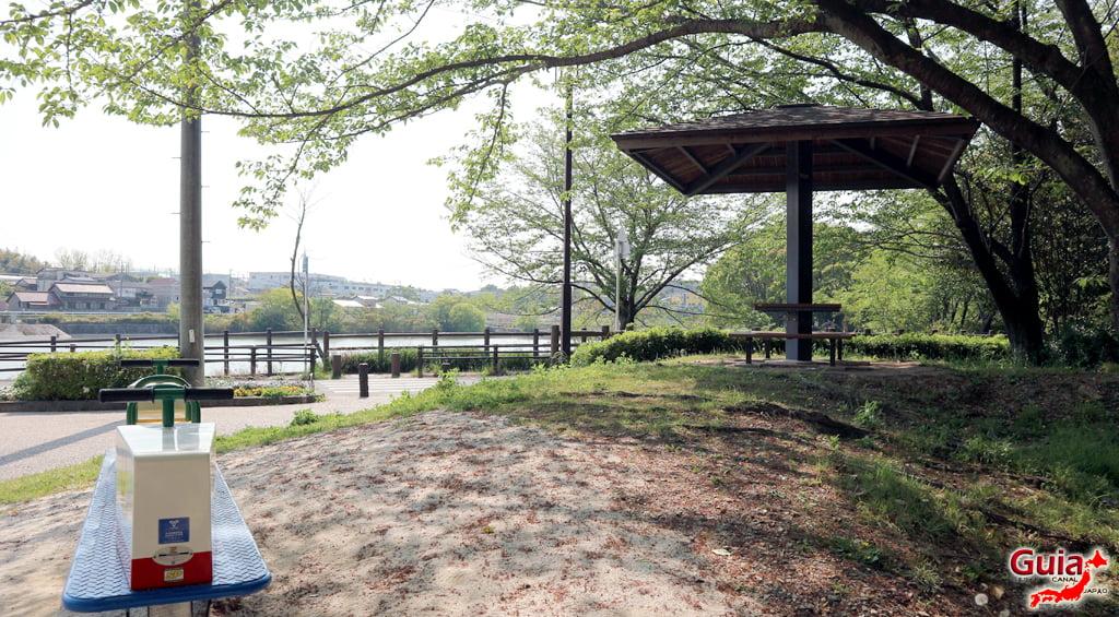 สวน Obu Midori 」大府みどり公園」 9