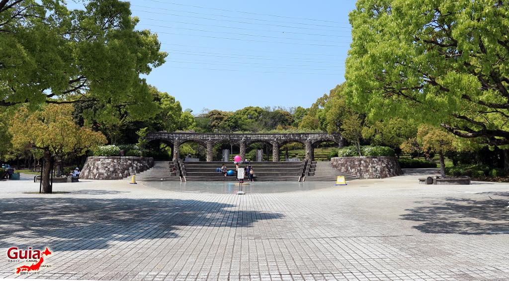 Обу Мидори цэцэрлэгт хүрээлэн 大 大 府 み ど り 公園 」4