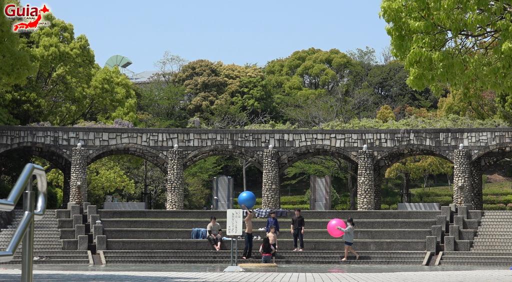 Обу Мидори цэцэрлэгт хүрээлэн 大 大 府 み ど り 公園 」6