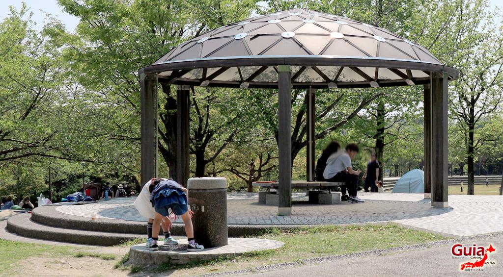 สวน Obu Midori 」大府みどり公園」 10