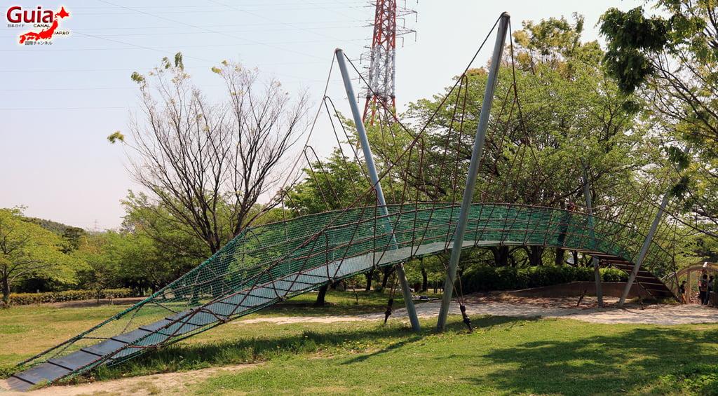 Обу Мидори цэцэрлэгт хүрээлэн 大 大 府 み ど り 公園 」34