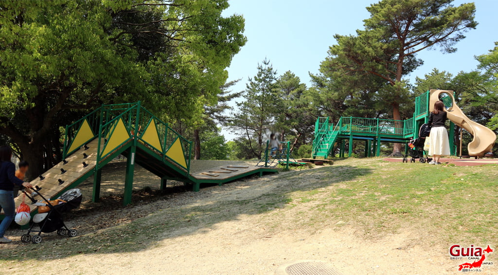 Обу Мидори цэцэрлэгт хүрээлэн 大 大 府 み ど り 公園 」35