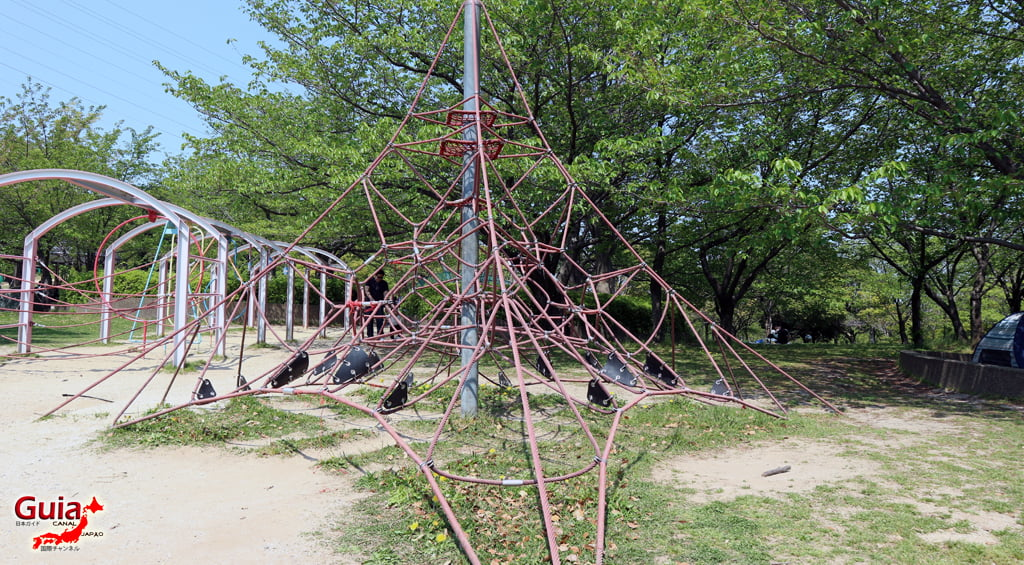 Обу Мидори цэцэрлэгт хүрээлэн 大 大 府 み ど り 公園 」24