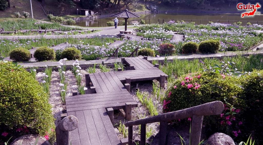 Parque Leste de Okazaki – Higashi Koen & Zoológico 40