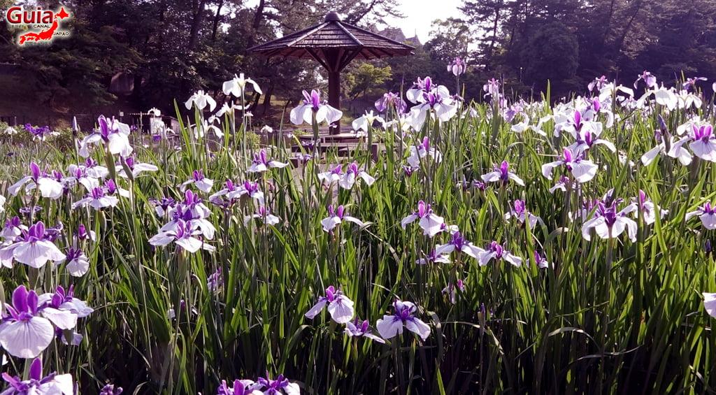 Parque Leste de Okazaki – Higashi Koen & Zoológico 47