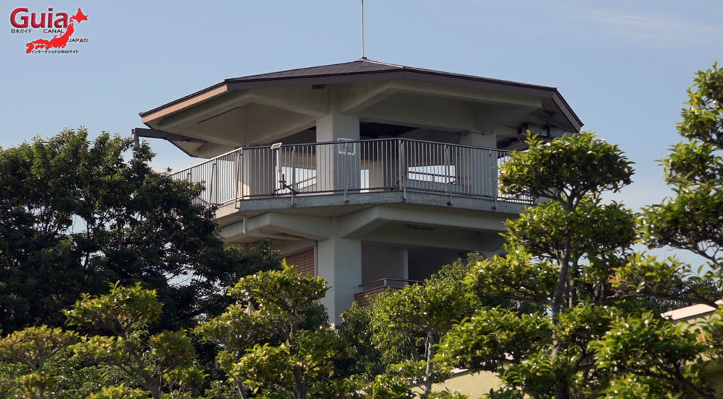 Яцүомотеяма обсерваторийн газар 「八 ツ 面 山 展望 台」 1