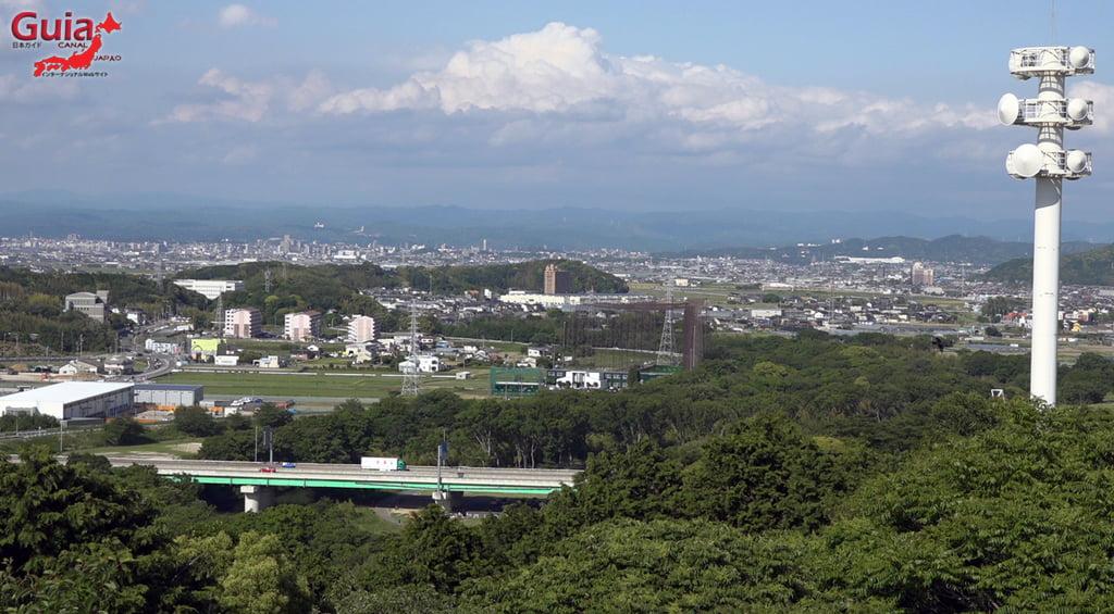 Яцүомотеяма обсерваторийн газар 「八 ツ 面 山 展望 台」 7