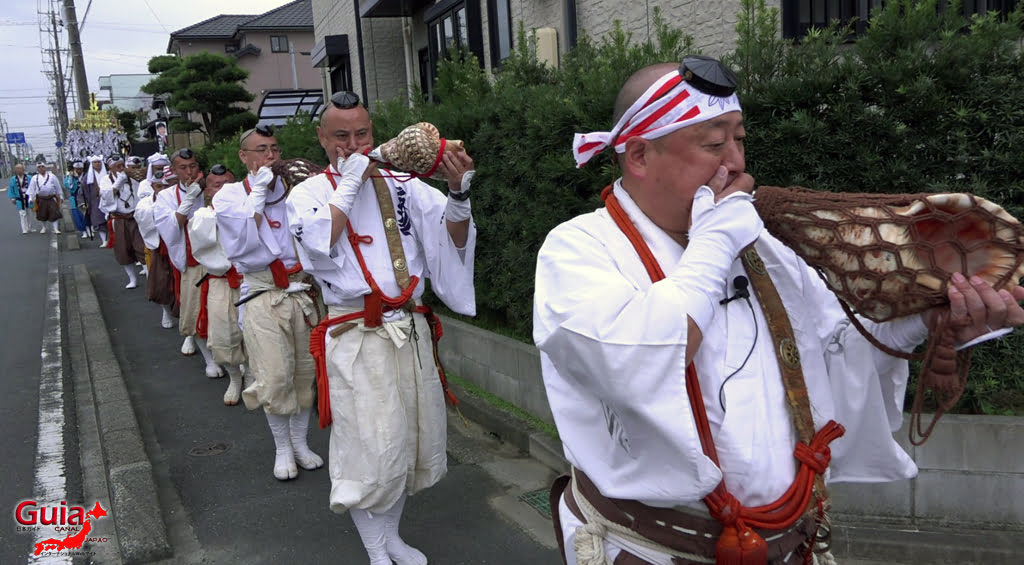 Festival Kashyouzanmai (Fuego Sagrado) Toyohashi 2