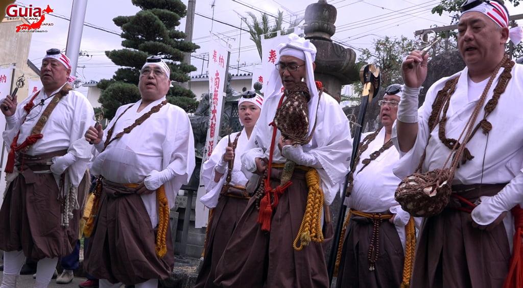 Festival Kashyouzanmai (Fuego Sagrado) Toyohashi 9
