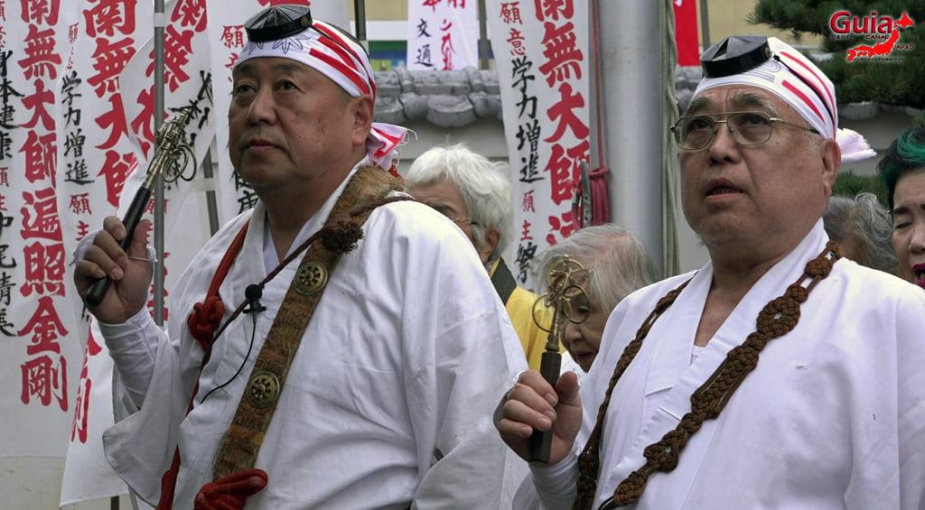 Festival Kashyouzanmai (Fuego Sagrado) Toyohashi 11