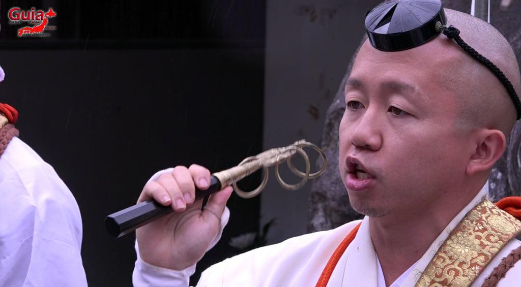 เทศกาล Kashyouzanmai (ไฟศักดิ์สิทธิ์) Toyohashi 13