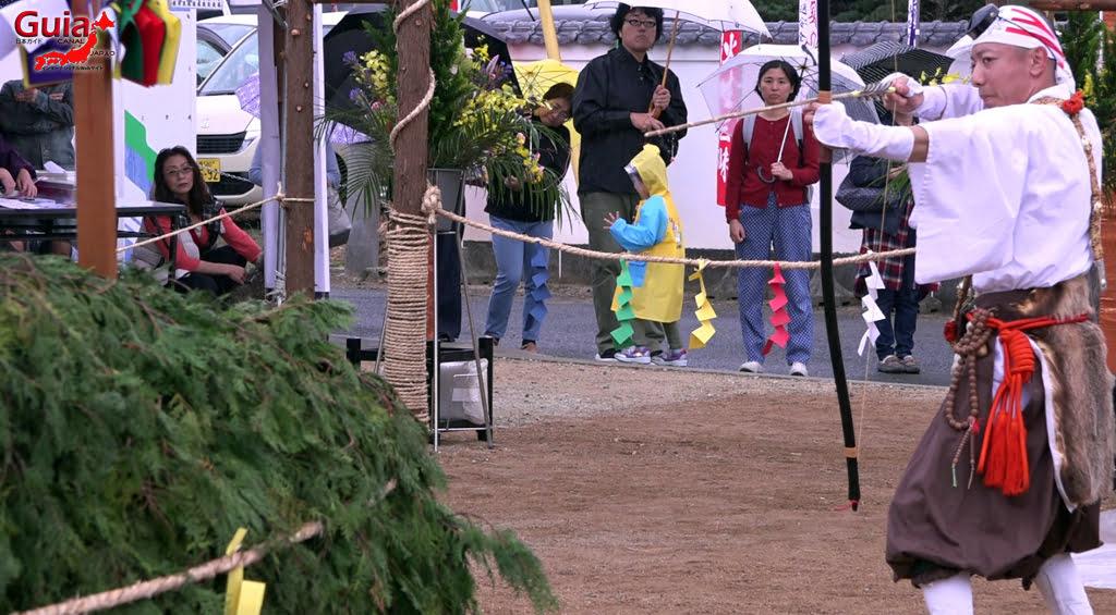 Festival Kashyouzanmai (Fuego Sagrado) Toyohashi 22