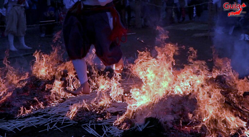 Festival Kashyouzanmai (Fuego Sagrado) Toyohashi 30