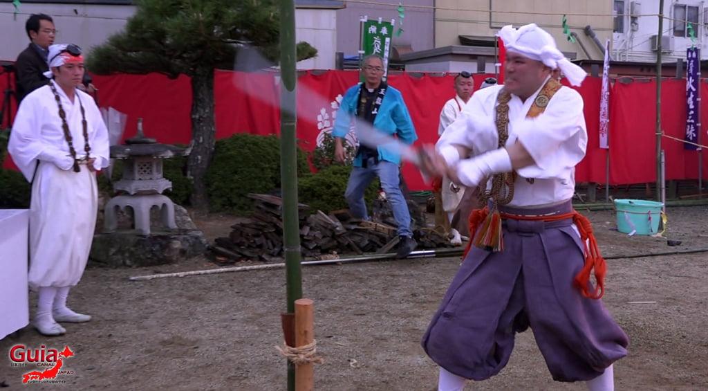 Festival Kashyouzanmai (Fuego Sagrado) Toyohashi 31