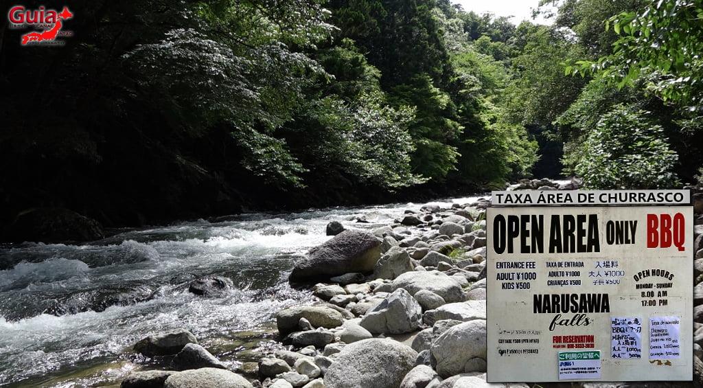 Narusawa Waterfall 12