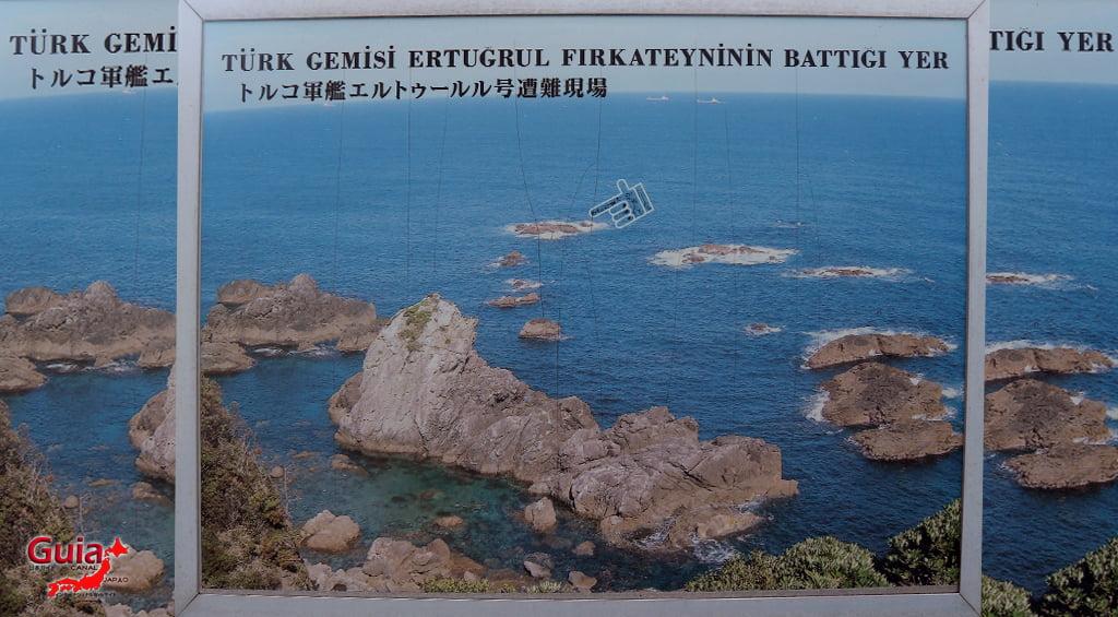 Turkish Kushimoto Memorial and Museum 17