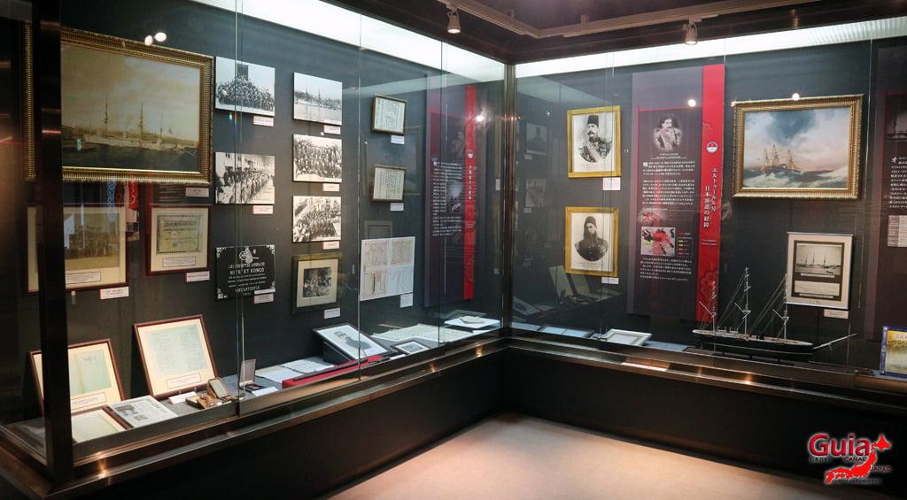 Turkish Kushimoto Memorial and Museum 14