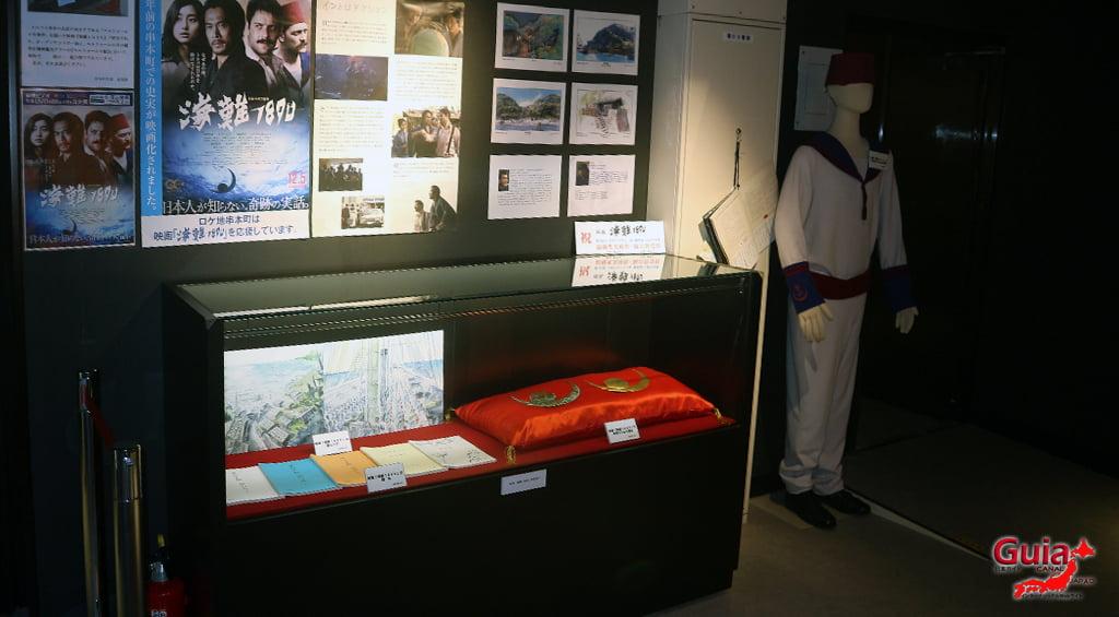 टर्की कुशिमोटो मेमोरियल र संग्रहालय १