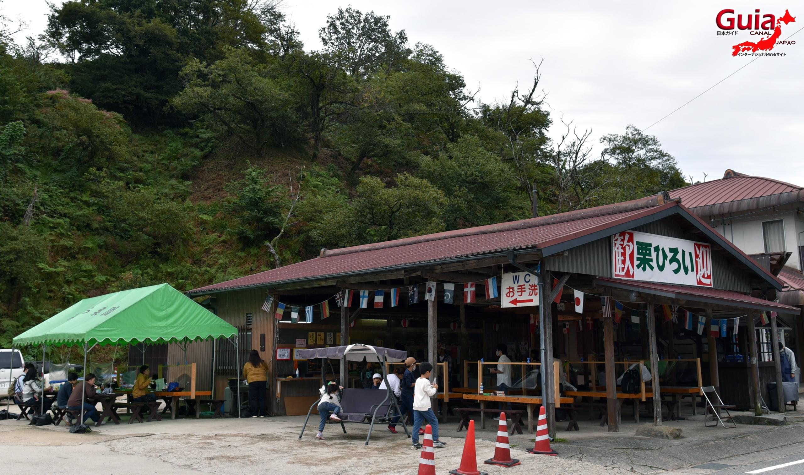 Asukemitachikurien - Colhendo Castanhas 44