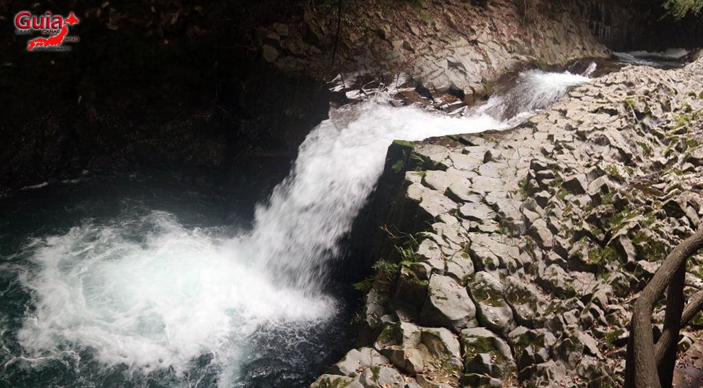 7 Cachoeira de Kawazu Nanadaru - 河津 七 滝 22