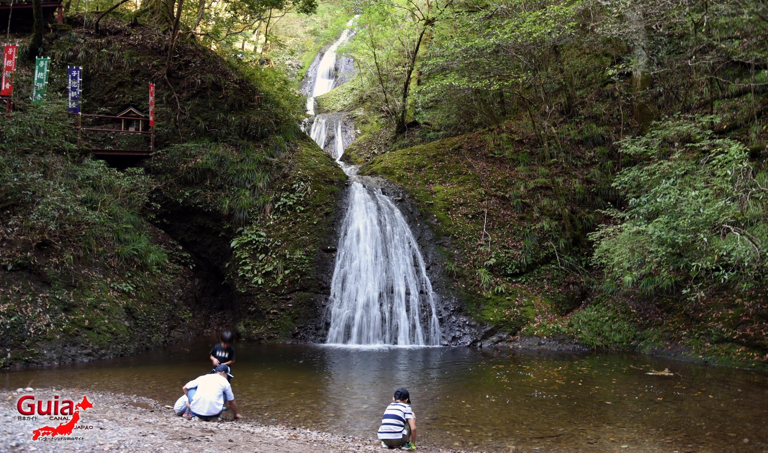 Sete Cachoeiras de Atera (Nanataki) 5