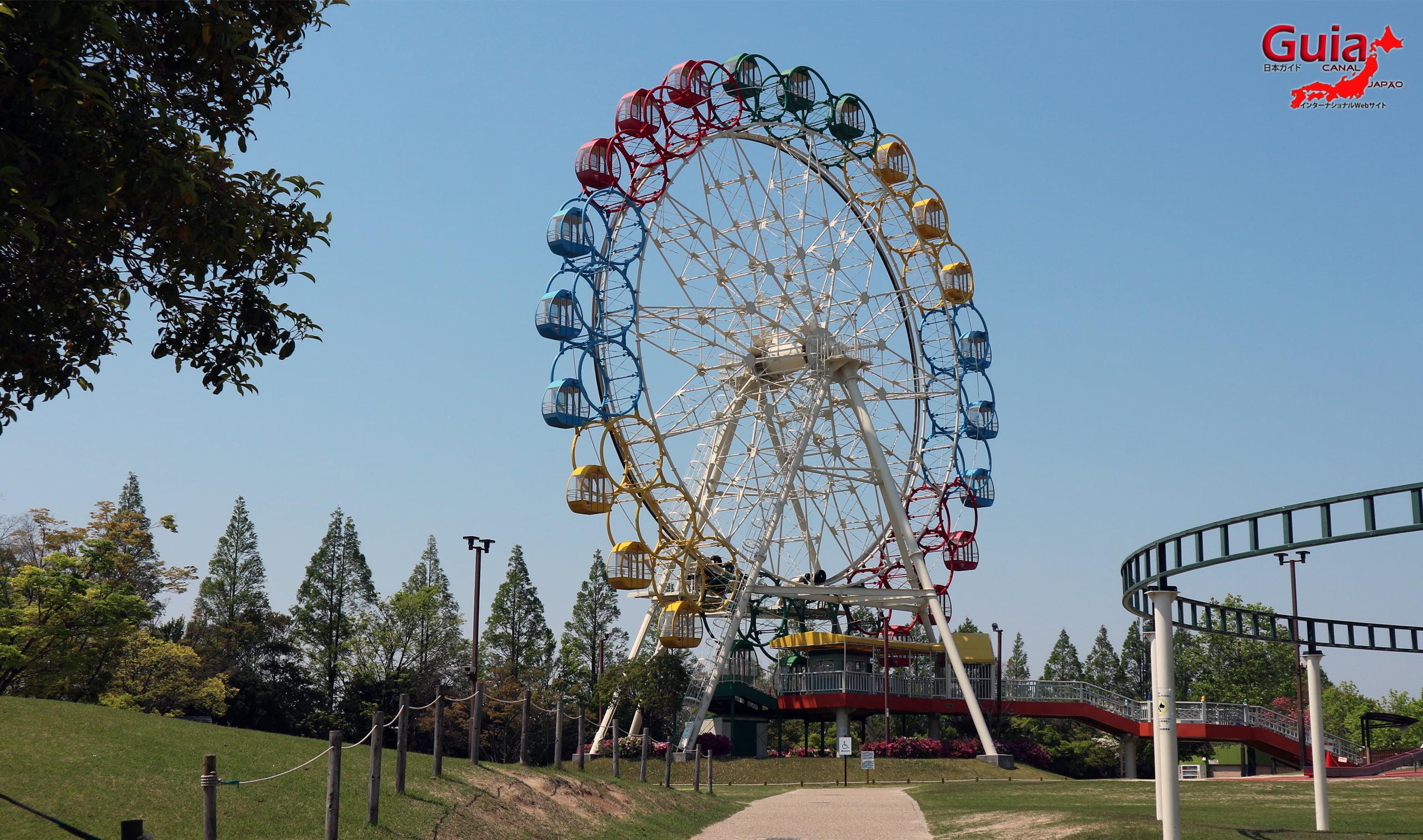 Parc Horiuchi - Ange 33