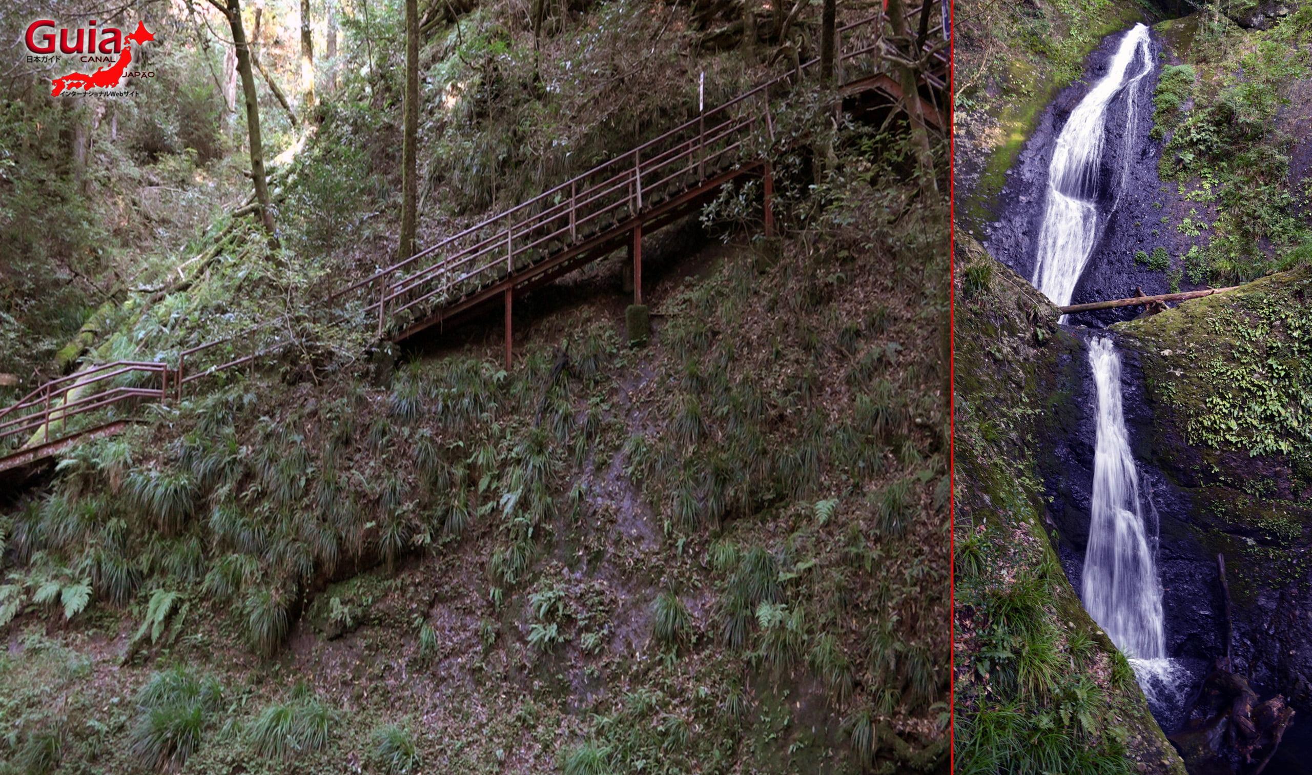Sete Cachoeiras de Atera (Nanataki) 8
