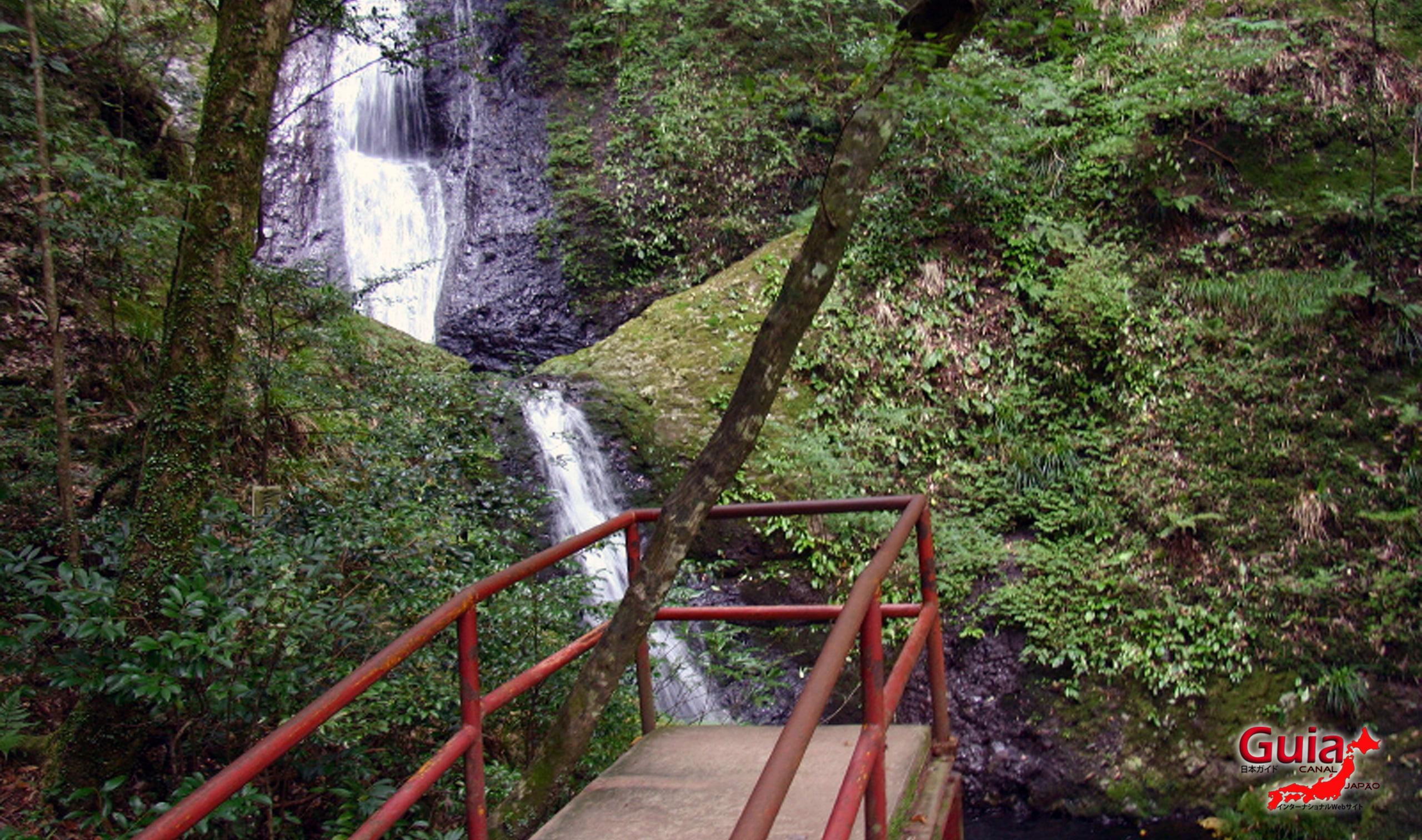 Sete Cachoeiras de Atera (Nanataki) 10