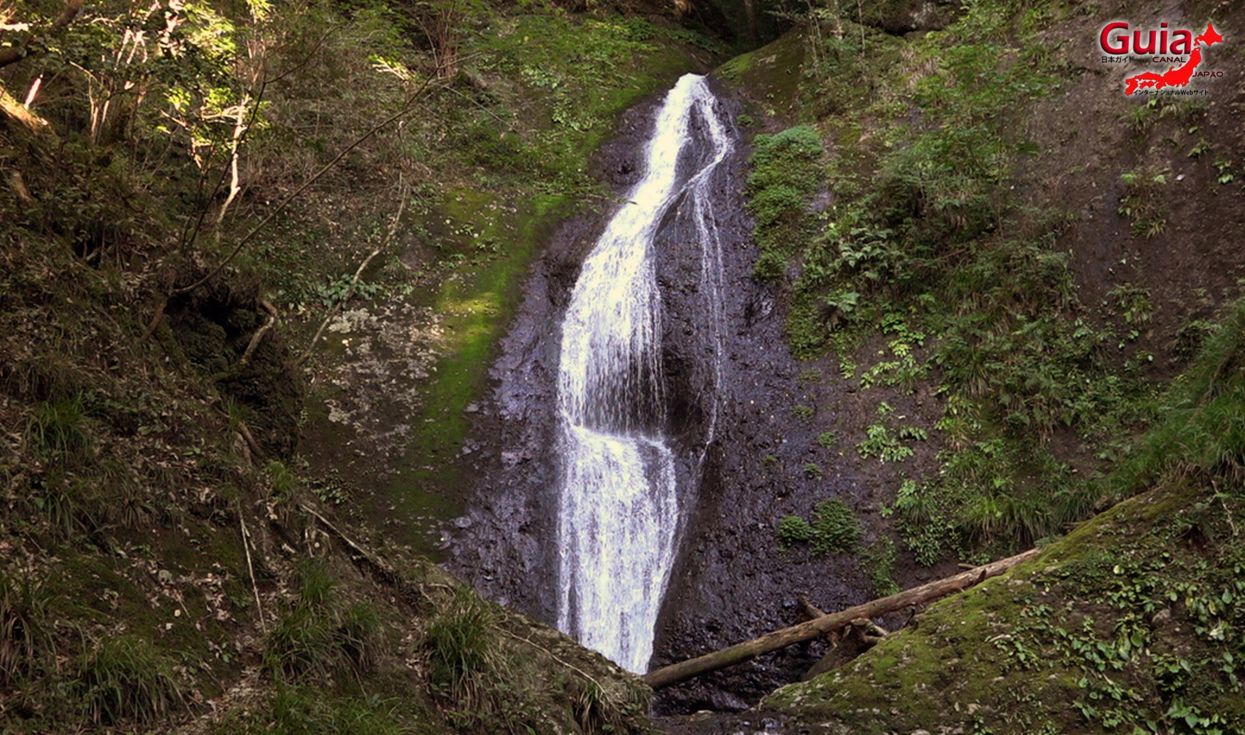 Sete Cachoeiras de Atera (Nanataki) 11