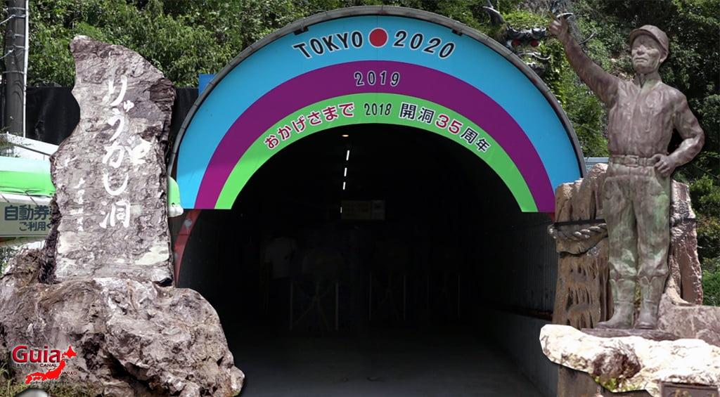 Caverna Ryugashido 1