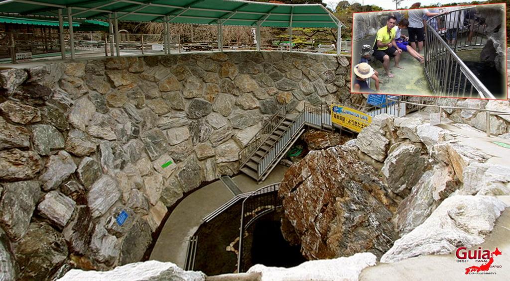 ریوگشیڈو غار 44