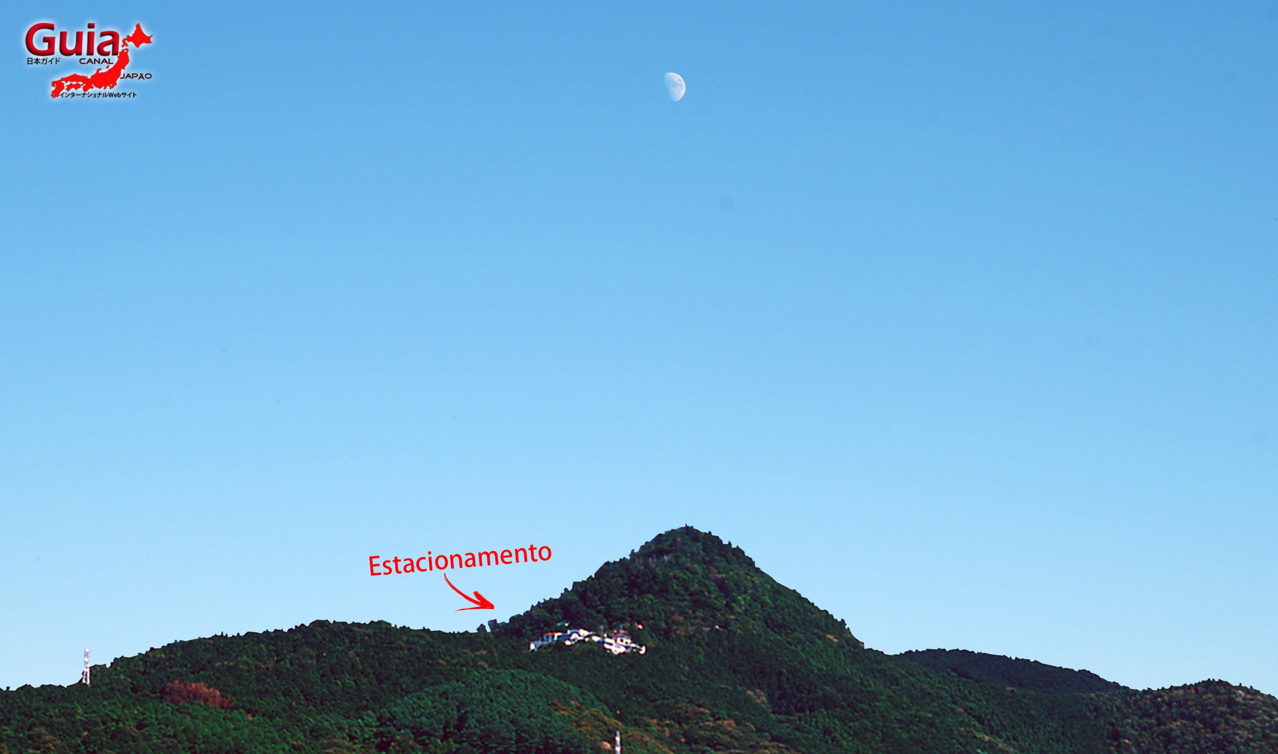پہاڑ اشیمکی۔ میراira 1