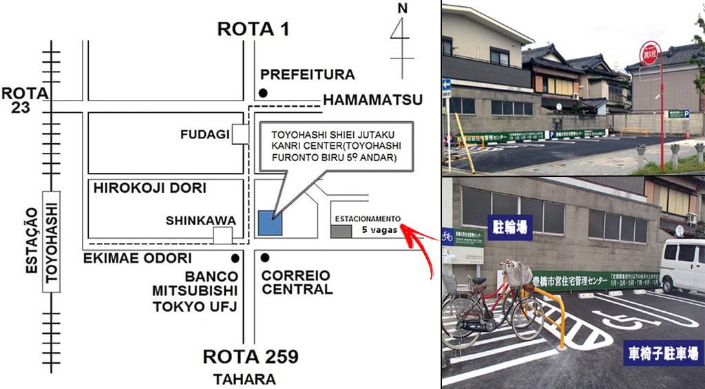 Centro de Habitação Pública da cidade de Toyohashi 2